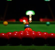Snooker setup by opreeve10
