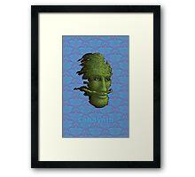 Mr. Winter Framed Print