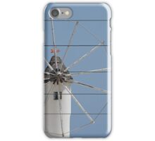 Wind and wire. iPhone Case/Skin