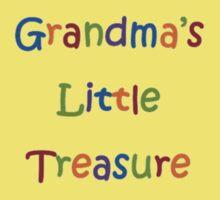 Grandma's Little Treasure  One Piece - Short Sleeve