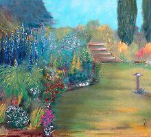 The Sunken Garden by WILT