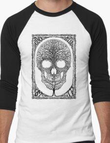Anthropomorph I Men's Baseball ¾ T-Shirt