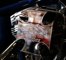 OCC Carburettor (Mikey's Bike) by Pirate77