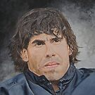 The trouble with Tevez.. by Gary Fernandez