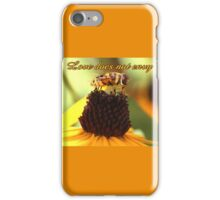 Love does not envy iPhone Case/Skin