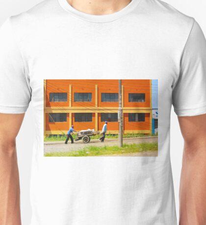 Transport Service in Nairobi, KENYA Unisex T-Shirt