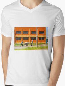 Transport Service in Nairobi, KENYA Mens V-Neck T-Shirt