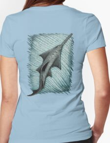 Sawfish Womens Fitted T-Shirt