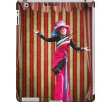 Roll up, roll up ..... iPad Case/Skin