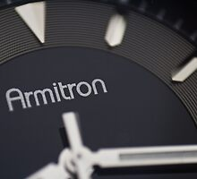 Armitron Watch by Matthew Hutzell