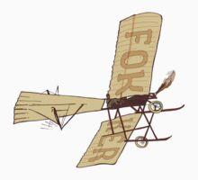 Antonin Fokker by johnkratovil