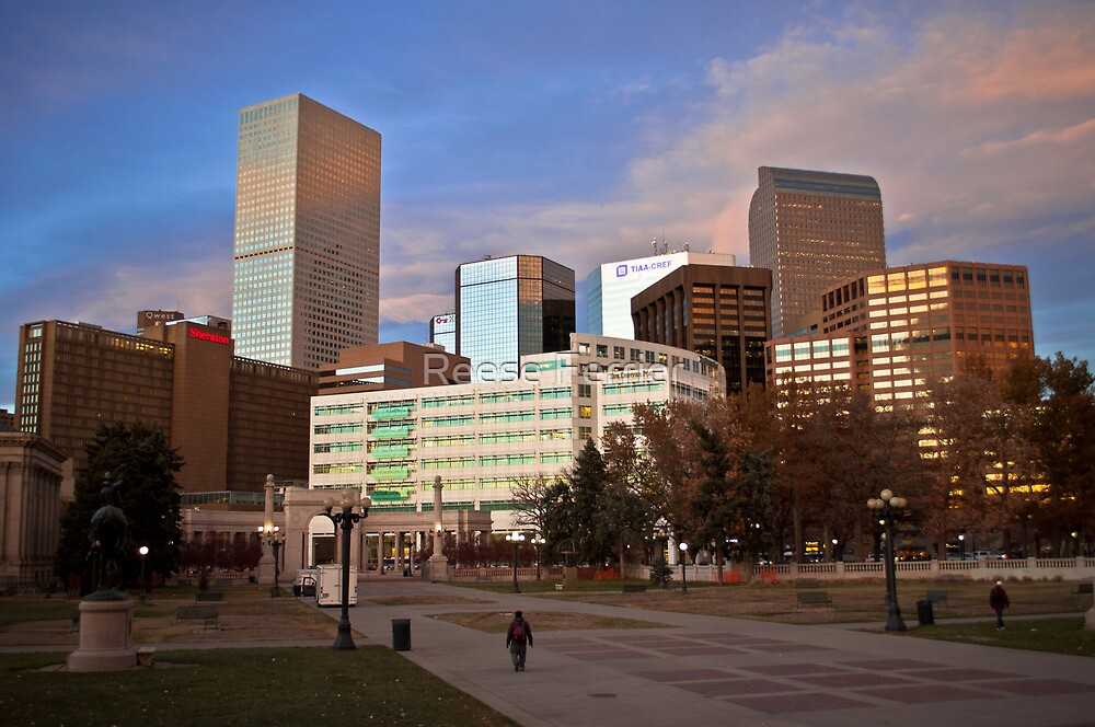 Denver Afternoon by Reese Ferrier