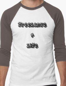 Freelance 4 Life Men's Baseball ¾ T-Shirt