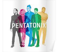 Pentatonix Album Cover Poster