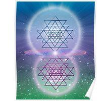 Sacred Geometry 7 Poster