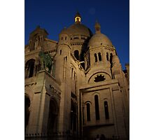 Basilica of the Sacred Heart of Jesus of Paris Photographic Print