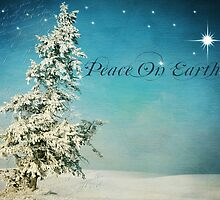 SomeWhere -  Peace on Earth by Beve Brown-Clark
