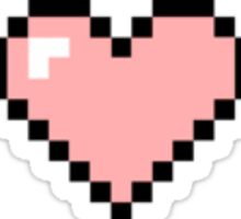 Cute hearts Sticker