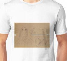 oLDER WORK ON CARDBOARD hbn 007 Unisex T-Shirt