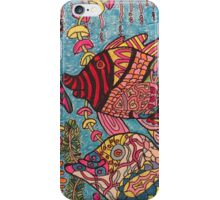 All the Little Fishies in the Sea iPhone Case/Skin
