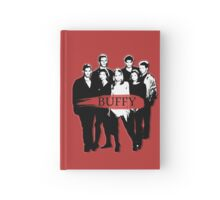 BTVS CAST (S3): The Scoobies! Hardcover Journal