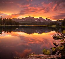 Sunset Serenity  by Ken Fleming