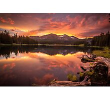 Sunset Serenity  Photographic Print