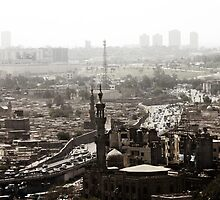 Cairo Highway by emanresu