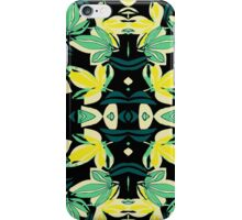 Leaf and Flowers iPhone Case/Skin