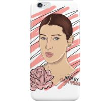 Bella Hadid  iPhone Case/Skin