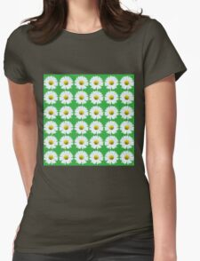 DAISY DAISY Womens Fitted T-Shirt
