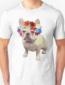 I Love Frenchies Unisex T-Shirt
