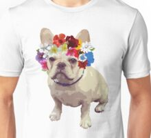 I Love Frenchies Unisex T-Shirt