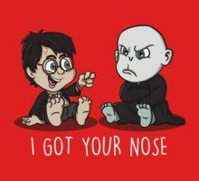 """I got your nose""  Kids Tee"