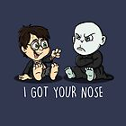 """""""I got your nose""""  by Stephen0C"""