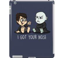 """I got your nose""  iPad Case/Skin"