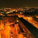 Big City Lights by Nira Dabush