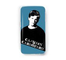 RILEY FINN: Captain Cardboard Samsung Galaxy Case/Skin