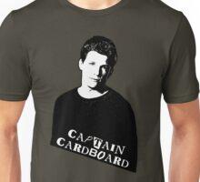 RILEY FINN: Captain Cardboard Unisex T-Shirt