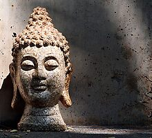 Lahaina Buddha by katemckenna
