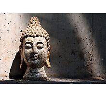 Lahaina Buddha Photographic Print