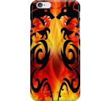DRAGONS FIGHTING iPhone Case/Skin