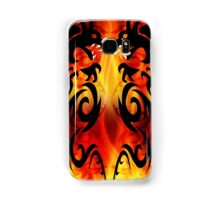 DRAGONS FIGHTING Samsung Galaxy Case/Skin