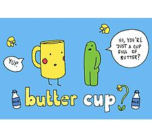 Butter Cup? Photographic Print