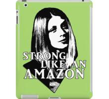 TARA MACLAY: Strong Like An Amazon iPad Case/Skin