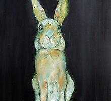 Heavenly Bunny by hamjart