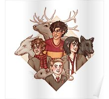 The Marauders Poster