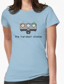 Choose one Womens Fitted T-Shirt