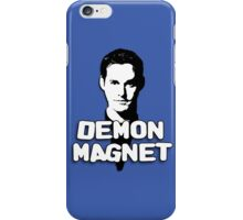 XANDER HARRIS: Demon Magnet iPhone Case/Skin