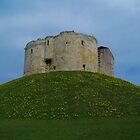 Clifford&#x27;s Tower by WatscapePhoto